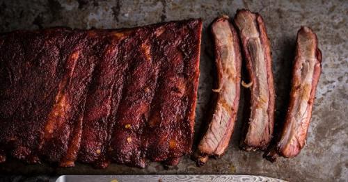 Look at those ribs!!
